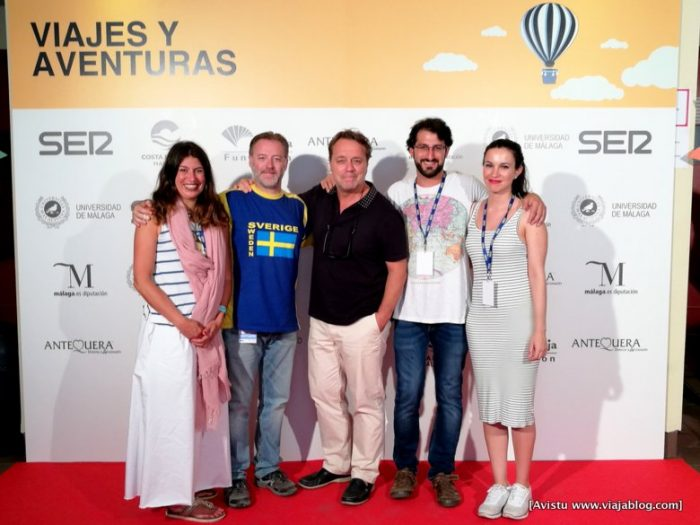 Travel Inspirers en Congreso Bienestar Cadena SER Viajes y Aventuras
